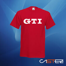 Camiseta coche racing rally gti basado golf vw mk1 mk2 mk3 mk4 mk5  ENVIO 24/48h