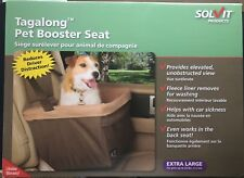 Solvit Tagalong Pet Booster Seat Standard Extra-Large New