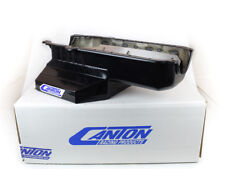 Canton 11-224T Oil Pan For GM Late Model Circle Track Pan T Sump Black Used