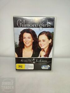 GILMORE GIRLS Season Two DVD - TV Show Very Good Condition FREE SHIPPING