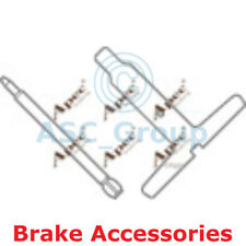 Apec Braking Disc Brake ATE Pad Fitting Kit Accessory KIT565