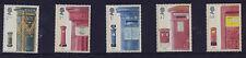 GB 2002 150th ANNIVERSARY of the FIRST PILLAR BOX SET MNH