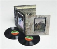 LP-LED ZEPPELIN-IV -DELUXE-2LP- NEW VINYL RECORD