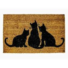 New 3 Cats Door Mat Entrance Mats Doormat 45cm x 75cm