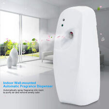 Indoor Wall-mounted Automatic Air Freshener Fragrance Aerosol Spray Dispenser