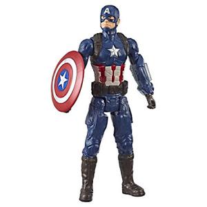 """Marvel Avengers Endgame Titan Hero Series Captain America 12"""" Action Figure"""