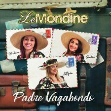 LE MONDINE - PADRE VAGABONDO - CD NUOVO SIGILLATO 2019