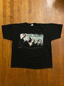 XL Vintage Men's Coal Chamber T-Shirt Blue Grape Merchandising 1998 Band Logo