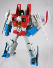 Transformers Earthrise War For Cybertron STARSCREAM Complete Voyager Wfc