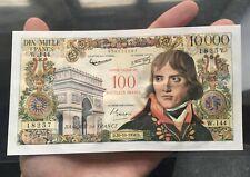 Bonaparte / Billet surchargé 100 Francs Pr. SUP W 144 / F.55 / Napoléon
