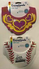 Garanimals Baby Bath Tub Visor Keeps Soap & Water Out of Eyes Baseball Princess