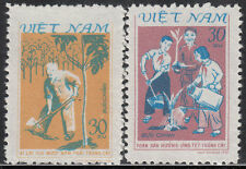 N.Vietnam MNH Sc # 1149-50 Mi 1187-88 Value $ 2.00  US