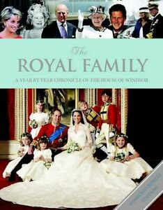 The Royal Family (Unseen Archives) Book The Cheap Fast Free Post