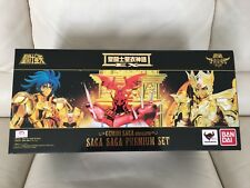 Bandai Saint Myth Cloth EX SOG Soul of Gold SAGA SAGA PREMIUM SET japan NEW