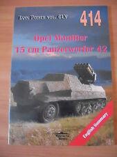 OPEL MAULTIER 15 cm PANZERWERFER 42 - MILITARIA 414 Janusz Ledwoch