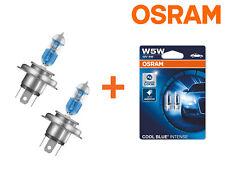 OSRAM NIGHT BREAKER ® LASER h4 55/60w + w5wl COOL BLUE LUCE DI POSIZIONE certificazione e