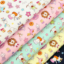 Cartoons, TV & Movie Characters Floral Craft Fabrics