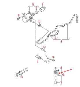 VOLKSWAGEN PASSAT 362 B7 Fuel Injector 03C906036K 1.4 Petrol NEW GENUINE