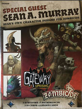 Gioco da Tavolo • ZOMBICIDE GREEN HORDE KICKSTARTER ONLY Sean Murray BOX NEW