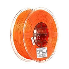 eSUN 1.75mm Orange PLA PRO (PLA+) 3D Printer Filament 1KG Spool (2.2lbs), Ora...
