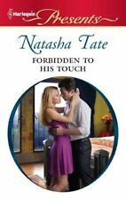 Forbidden to His Touch (Harlequin Presents), Tate, Natasha, 0373130589, Book, Ac