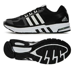 Adidas Men Equipment 10 Warm Shoes Running Black Sneakers Casual GYM Shoe EE9619