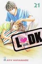 MANGA - LDK N° 21 - Shot 217 - Star Comics - ITALIANO NUOVO