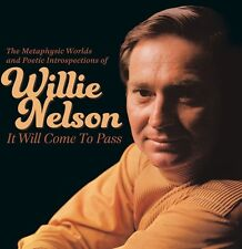 Willie Nelson - It Will Come to Pass-The Metaphysical Worlds [New CD]