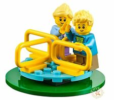 LEGO CITY - NIÑO Y NIÑA EN COLUMPIO CARRUSEL 60134 - ORIGINAL MINIFIGURES