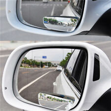 1 Pair Universal Auto 360° Wide Angle Convex Rear Side View Blind Spot Mirror SK