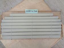 NOS 1949 1952 Chevy Fleetline REAR WINDOW SHADE Blind original Vintage Accessory