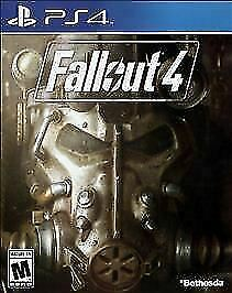 Fallout 4 (PS4, 2015) PS4 SEALED!