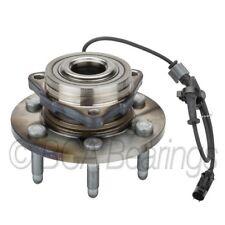 BCA WE60747 Wheel Bearing and Hub Assembly