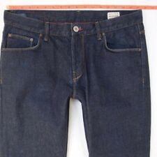 Mens Tommy Hilfiger HUDSON Stretch Straight Blue Jeans W34 L30