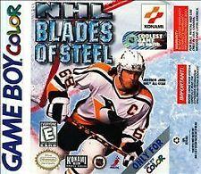 NHL Blades of Steel '99, (GameBoy Color)