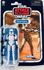 This is a Star Wars The Vintage Collection Hasbro Clone Trooper VC45 Figure New