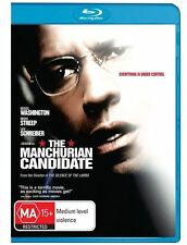The Manchurian Candidate (Blu-ray, 2008) - Brand New