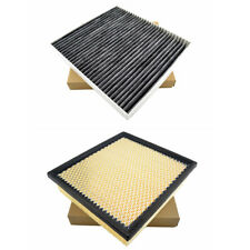 Engine & Cabin Air Filter Kit for Jeep Grand Cherokee Dodge Durango 2011-2020
