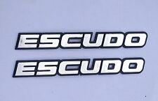 Suzuki Escudo Side Emblem Front Door Emblem (2 Pcs)