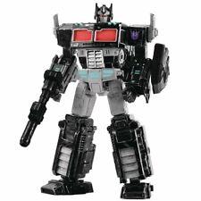 Transformers War for Cybertron Nemesis Prime DLX Action Figure Exclusive | NEW