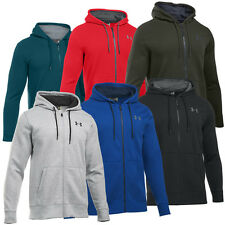 Under Armour Storm Rival Cotton Full Zip Hoodie Kapuzen Pullover 1280781 Sweater