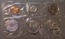 1964 P United States Five 5 Coin Silver Proof Set