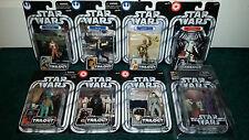 Star Wars OTC A New Hope Luke Skywalker Han Solo C-3PO Darth Vader Leia SDCC +