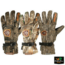DRAKE NON-TYPICAL LST WATERPROOF CAMO HUNTING GLOVES