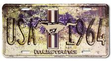 Mustang Blechschilder größer als 15 x 30 cm