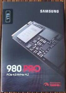 Samsung 980 PRO 1To SSD NVMe Interne (MZ-V8P1T0BW) neuf scellé
