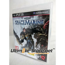 Jeu - WARHAMMER 40.000 Space Marine - Neuf sous Blister Officiel PS3 (2)