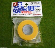 Tamiya Masking Tape Refill 18mm ancho modelización Accesorios artículo 87035