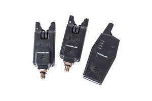 Leeda Rogue Wireless Bite Alarm - Single Alarm Or Set of Two Alarms & Rcvr!
