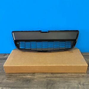 2012-2016 Chevy Sonic LOWER Grille - Bumper - Black - Genuine GM - 95942044